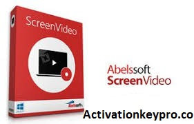 Abelssoft ScreenVideo v Crack